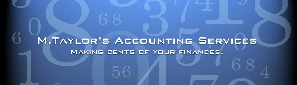 M.Taylor's Accounting Services